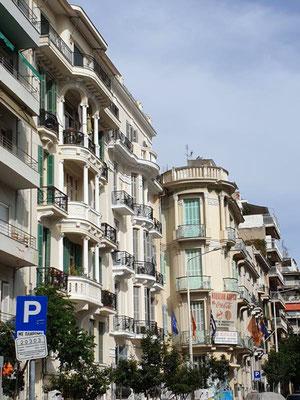 Thessaloniki ist die zweitgrößte Stadt Griechenlands. Foto: Ulrichs