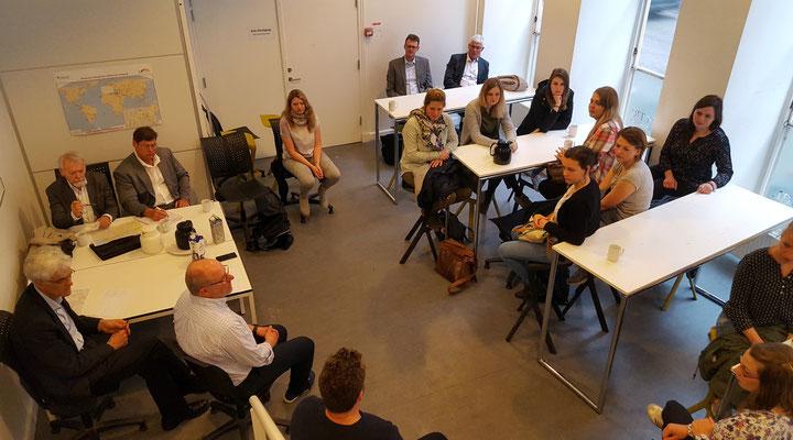 In der Sankt Petri Skole arbeiten viele deutsche Lehrkräfte. Bild: Ulrichs