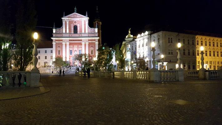 Stadtrundgang am Abend. Foto: Ulrichs