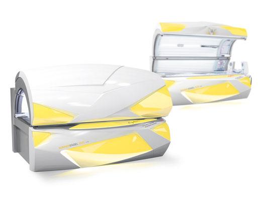 Ergoline Sonnenbank - Produktdesign