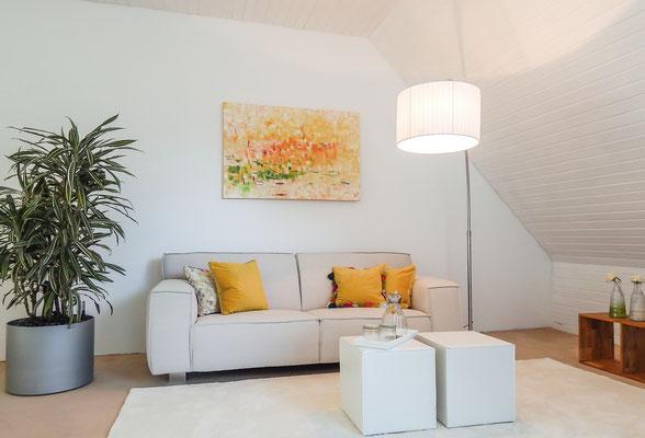 Home Staging Johannsen Wohnzimmer nachher