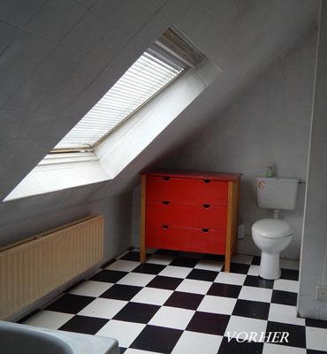 Home Staging Johannsen Bad vorher
