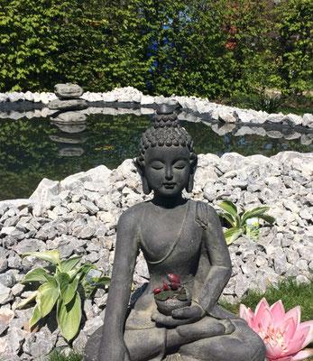 Impressionen aus der Oase der Ayurvedischen Massage Wettenberg