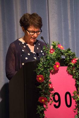 Gemeindepräsidentin Jacqueline Kopp