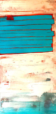 """""""Indianersommer"""" - 50x100 cm"""