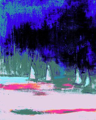 Digitale Kunst - in verschiedenen Größen erhältlich