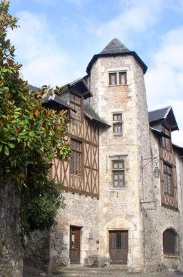 Saint Bertrand de Comminges est aussi classé au patrimoine mondial de l'Unesco!