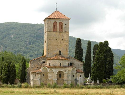 Chapelle de Valcabrere, tout près de St Bertrand