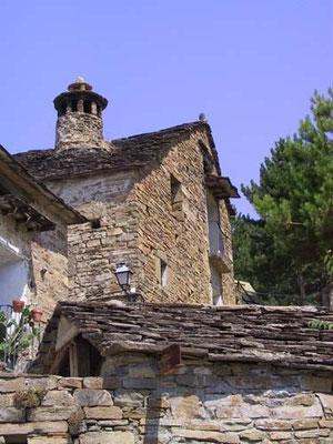 Les vieux villages du Haut Aragon.