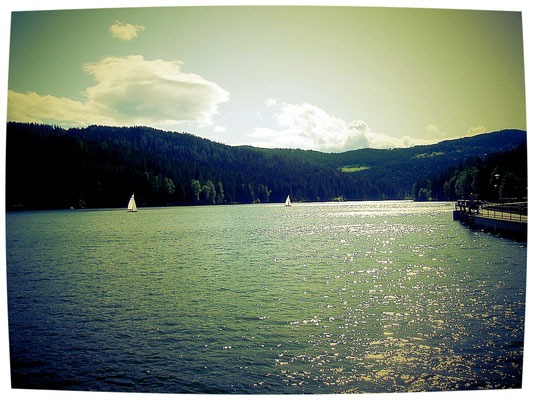 Packer Stausee