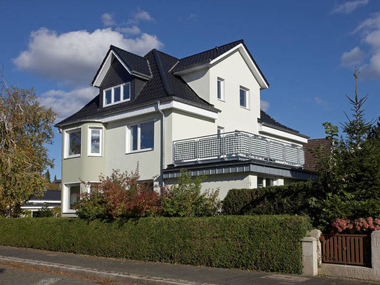 Referenz einer Wärmedämmung in Bremerhaven