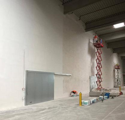 Referenz von Anstricharbeiten in Bremerhaven