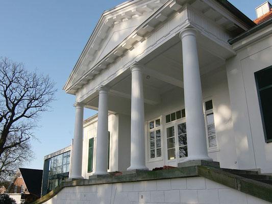 Referenz einer Fassadensanierung im Landkreis Bremerhaven
