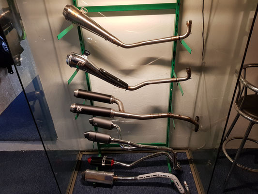 Pitbike Auspuff , Pitbike Racingauspuff , Pitbike Ersatzteile , Pitbike parts ,