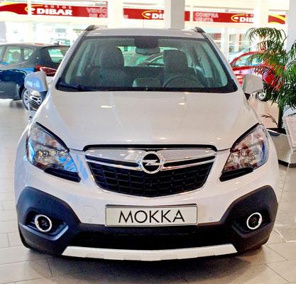 Opel Mokka Vorderansicht