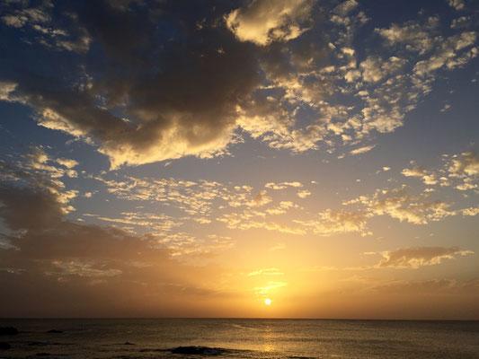Sonnenuntergang in El Cotillo