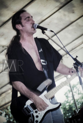 Afterhours - Manuel Agnelli - Live - Arezzo Wave