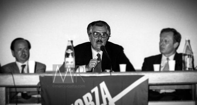 Vincenzo Muccioli - Campagna elettorale elezioni comunali Grugliasco (To)