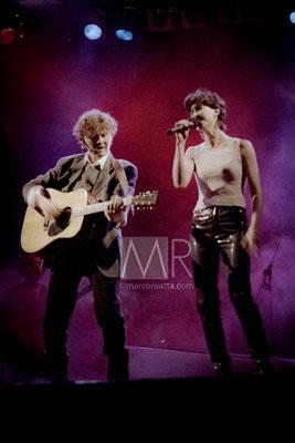 Ron e Andrea Mirò - Live - Rivoli (TO)