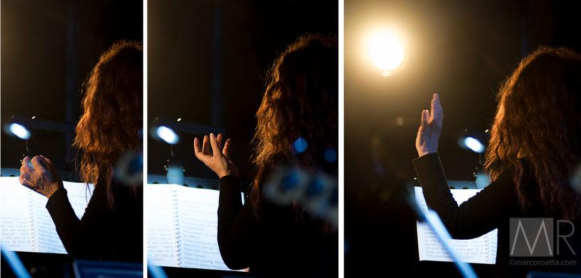 Teresa De Sio - Reading L'Attentissima - Sonorizzazione di Valerio Corzani