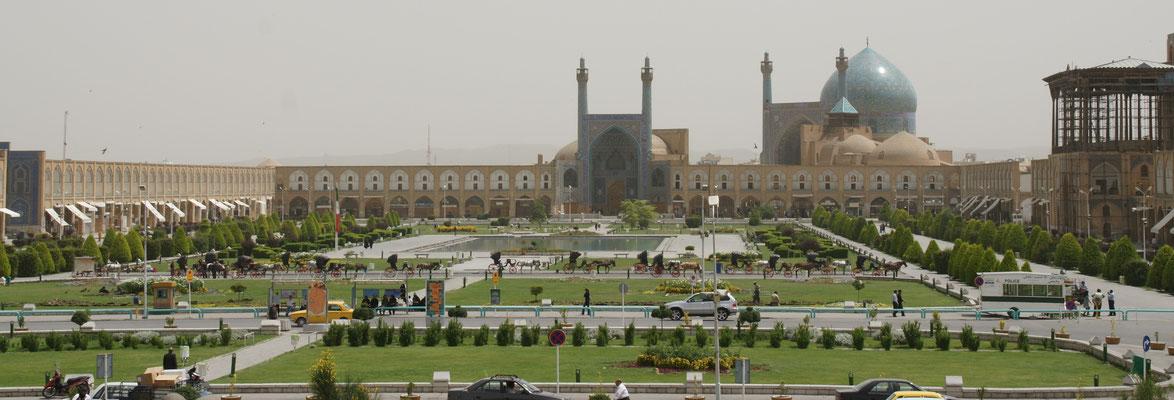 Meidan Edanplein Isfahan 2010 (eigen foto)