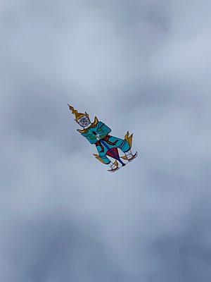 Lothars neues Schmuckstück am Himmel.