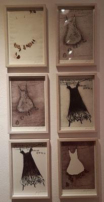 Druckgrafiken von Sonia Gansterer