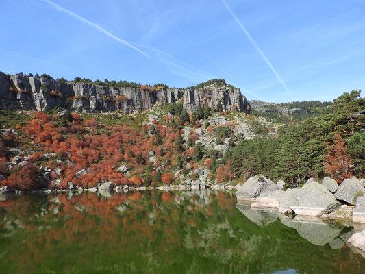 41. Laguna de montaña