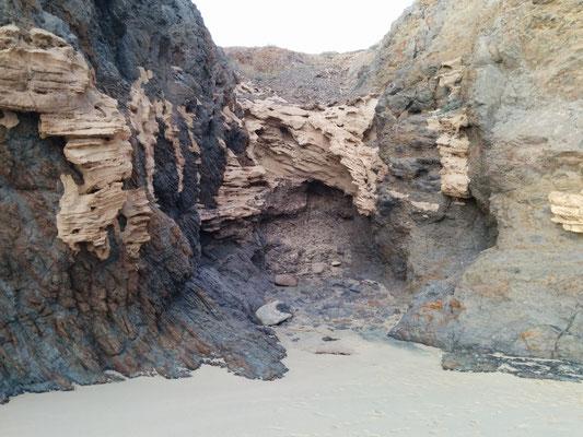 39. Geología caprichosa (Lanzarote)