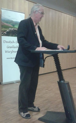Vortrag mit Prof. Dr. Ernst Burgschmidt, 28.09.2016