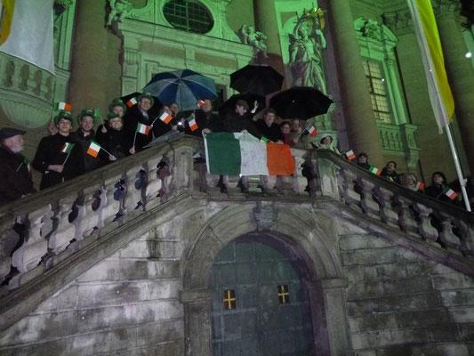 St. Patrick's Day, Neumünster, 17. 03.2013