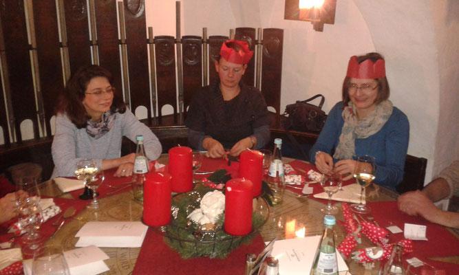 Irish Christmas Dinner, Bürgerspital, 28.11.2014