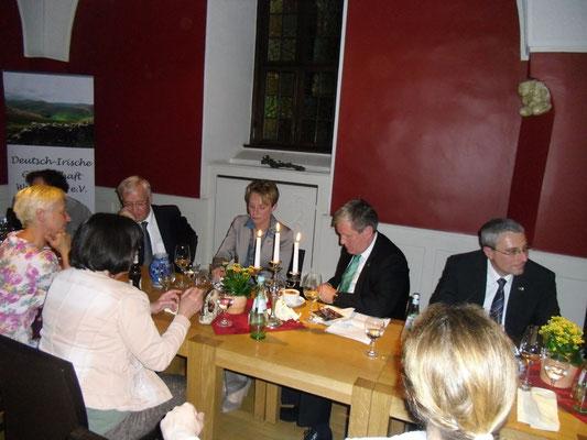 Besuch des irischen Botschafters Dan Mulhall, 27.05.2013