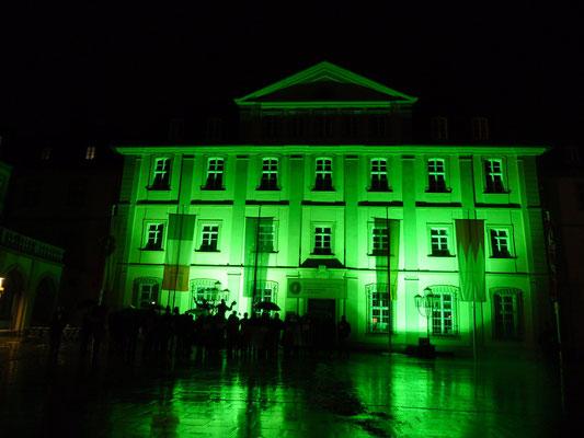 St. Patrick's Day, Rathaus, 17. 03.2013