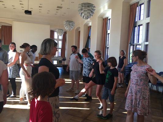 Ceili-Tanzabend mit Emily O'Sullivan, 28.06.2019