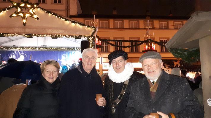 Weihnachtsmarkt-Eröffnung, 30.11.2018