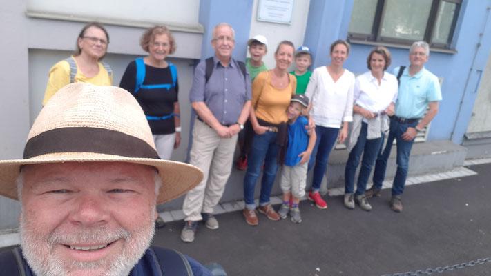 Synge Walk nach Waldbüttelbrunn, 12.09.2021