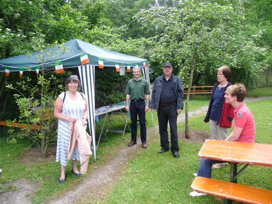 Frühling International, Wicklow Garden, 16.06.2013