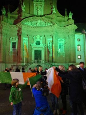 St. Patrick's Day, Neumünster, 17.03.2015