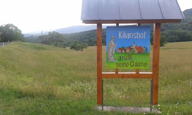 Exkursion in die Rhön, 02.06.2018 (Kilianshof)
