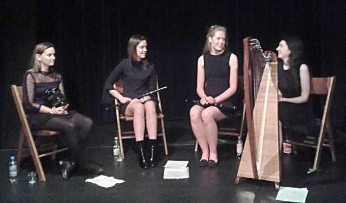 Irish Folk Konzert im Theater Hobbit, 06.05.2018
