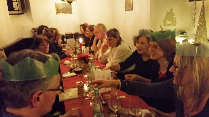 Traditional Irish Christmas Dinner, 25.11.2016