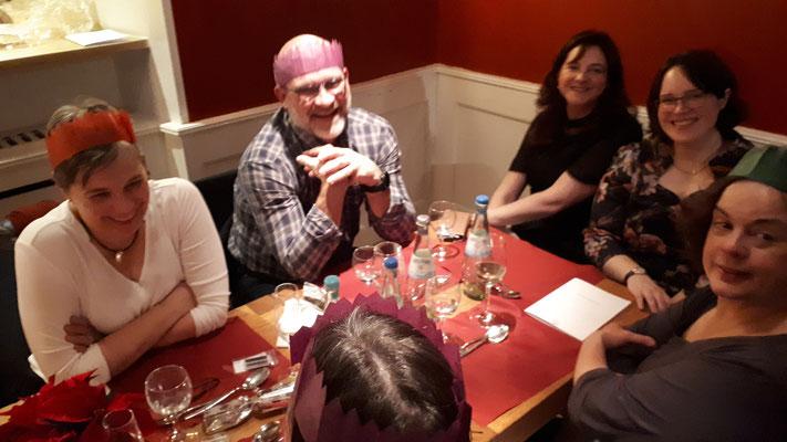 Traditional Irish Christmas Dinner, 30.11.2018
