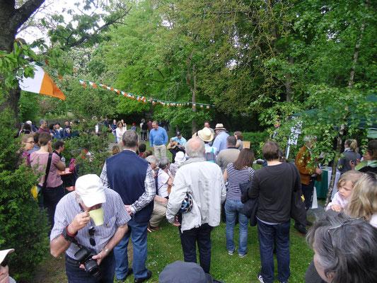 Frühling International, 10.05.2015 (Sänger: Martin Browne)