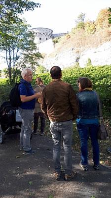 Synge Walk nach Höchberg, 29.09.2018