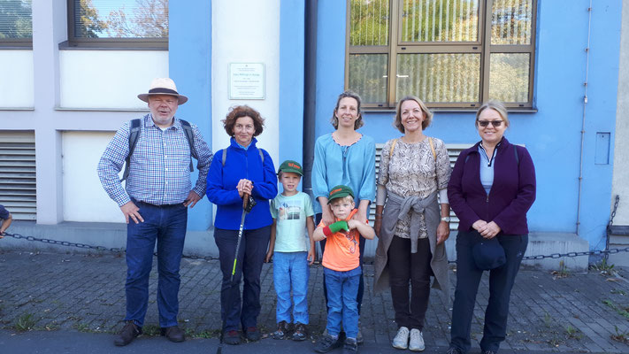 Synge Walk nach Rottendorf, 21.09.2019