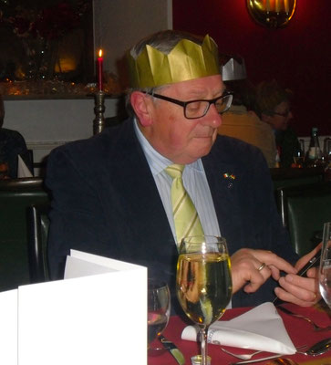 Traditional Irish Christmas Dinner, Bürgerspital, 01.12.2017 (George Jones)