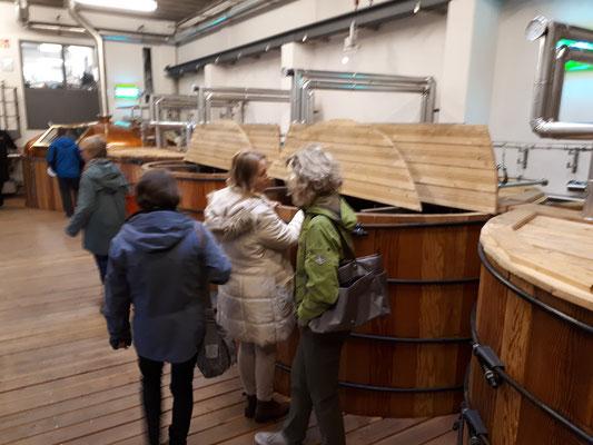 St. Kilian's Distillers Rüdenau, 04.05.2019