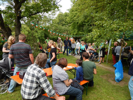 Frühling International, Wicklow Garden, 18.05.2014