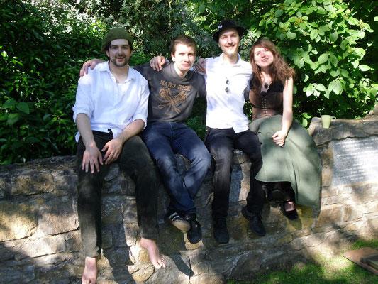 "Frühling International, ""Hillarious"" im Wicklow Garden, 16.06.2013"